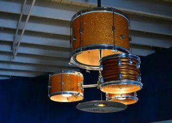 Оригінальні світильники своїми руками: 20 ідей