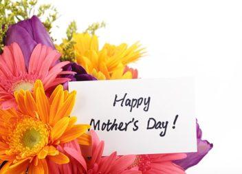 Оформлюємо букет до Дня матері