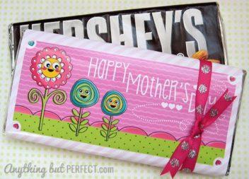 Оригінальний солодкий подарунок до Дня матері
