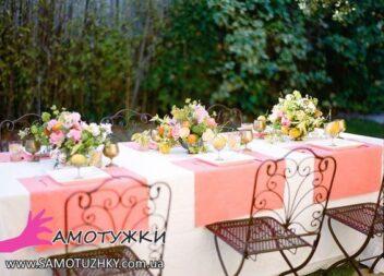 Оформлення святкового столу до Дня матері
