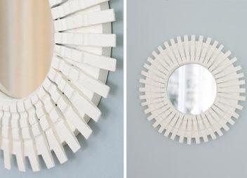 Декоруємо дзеркало: 16 ідей