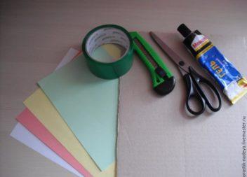Декоруємо рамку у техніці орігамі: майстер-клас