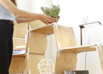 Модульні меблі: 15 ідей для маленької кімнати
