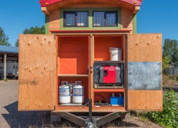 Організація та зберігання для дачі або саду: 24 ідеї