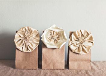 Творимо з дітьми: паперові пакети