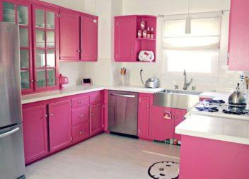 Натхнення кольором: яскравий рожевий