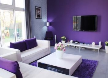 Натхнення кольором: фіолетовий