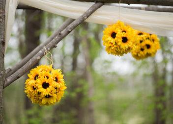 Декоруємо соняшниками: 16 ідей