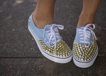 Прикрашаємо взуття: 15 ідей