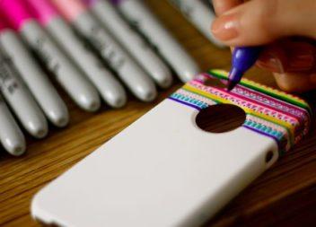 Чохол для мобільного телефону своїми руками: ідеї та майстер-класи