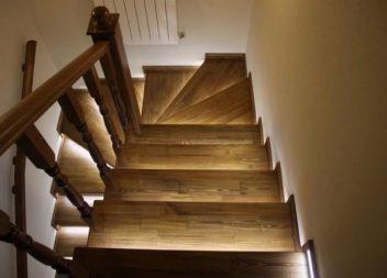 Декоруємо сходи: 20 ідей