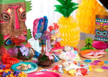 Вечірка у тропічному стилі: 21 ідея