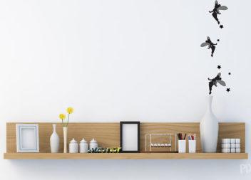 Декоруємо вініловими наліпками: 20 ідей