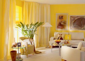 Натхнення кольором: жовтий