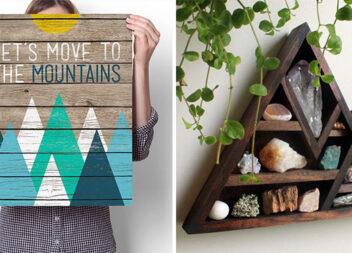 Декор для тих, хто любить гори