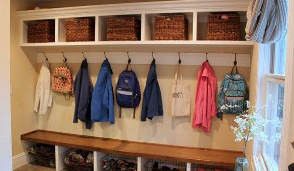 16 ідей для зберігання сумочок