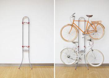 17 ідей для зберігання велосипеду