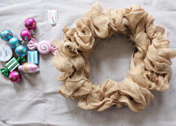 Декор та аксесуари з мішковини: 17 ідей