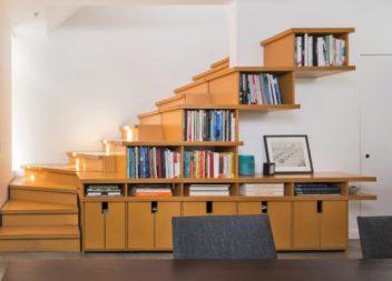 25 ідея для креативного зберігання книг