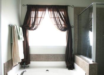 Оригінальні штори та фіранки: 25 ідей для дому