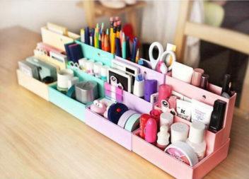 Організація та декор робочого стола: 16 ідей