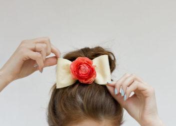 Аксесуари для волосся з літнім настроєм: 16 ідей