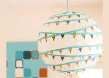 21 ідея для освітлення дитячої кімнати