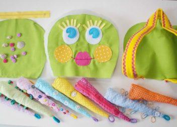 Шиємо веселий рюкзак-восьминіжку для малюка: майстер-клас