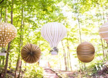 Паперові ліхтарики: 16 ідей для декору свята