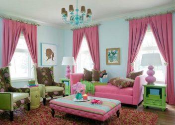 Натхнення кольором: рожевий+блакитний