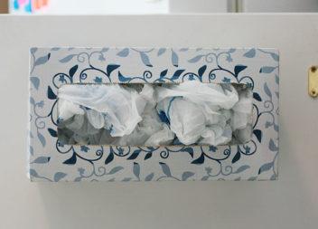 17 ідей для зберігання пластикових пакетів