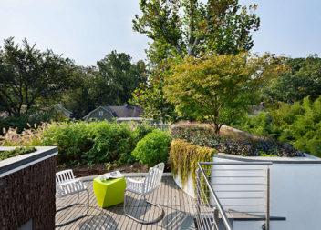 Сад на даху: 16 ідей зі всього світу