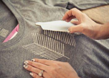 Оновлюємо футболку: ідеї та майстер-класи