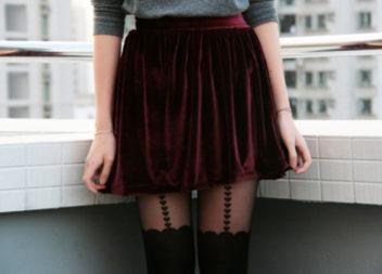 Велюр у тренді: одяг та аксесуари