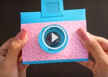 Оригінальна листівка Polaroid: відео-урок