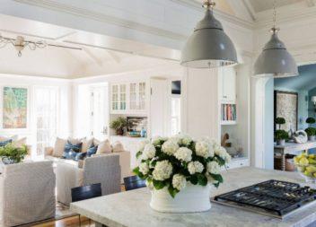 Прикрашаємо помешкання прекрасними гортензіями: 17 ідей