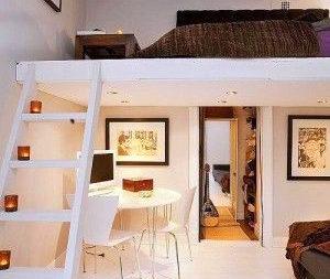 21 ідея інтер'єру для маленької спальні