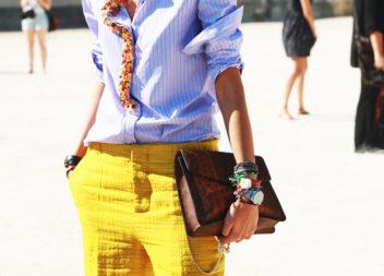 Приваблива сорочка із намистинами: майстер-клас
