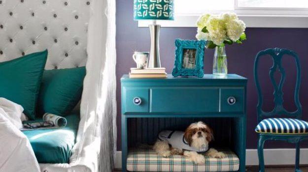 17 цікавих ідей спального ліжечка для вашого чотирилапого друга