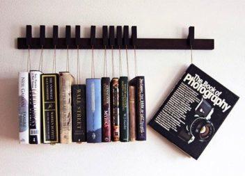 21 ідея оформлення книжкової полиці