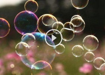 Мильні бульбашки: цікаві лайфхаки (відео-урок)