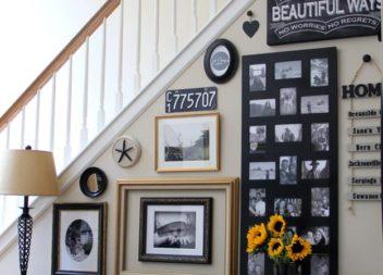 10 чудових ідей для декору та інтер'єру коридору