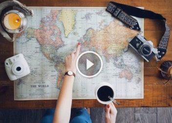 Відео-урок корисних лайфхаків для подорожей
