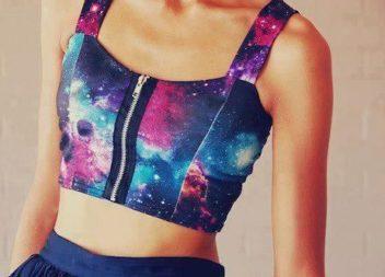 Галактичний принт на одязі: вчимося робити самостійно (фото-урок)