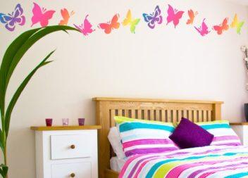 21 ідея для декору дівочої кімнати