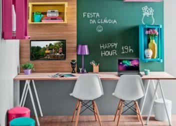 Маленький офіс вдома: 10 ідей дизайну домашнього кабінету
