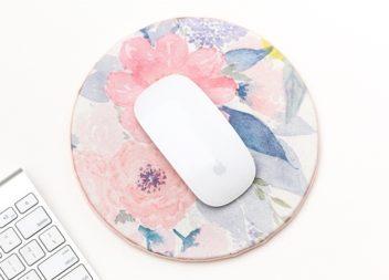 Килимок для комп'ютерної миші своїми руками, майстер-клас