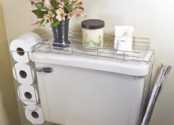 25 способів розмістити туалетний папір у ванній кімнаті