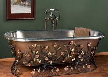 13 фото-ідей для вашої ванни