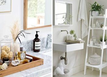 15 бюджетних ідей, щоб легко стилізувати вашу ванну кімнату